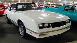 1988 Chevrolet Monte Carlo SS 24,xxx Original Miles - YouTube