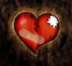 Broken Love Wallpaper