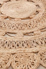 architecture home decor fetching round jute rug lakho woven urban with regard to designs 19 kitchen