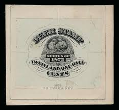 robert a siegel auction galleries inc page  1875 12 1 2c 1 8bbl black vignette die essay on rea30 e turner b 30 60 x 50mm die sunk on card part of impression directly on