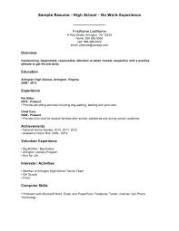 How Do Make A Resume Resume Web
