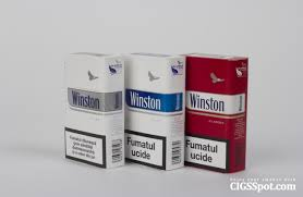 Winston Lights Price Winston Cigarettes History And Review Cigsspot