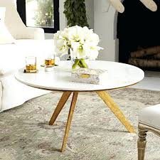 modern marble coffee table capsuling me round table