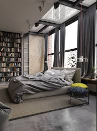 35 Most Preeminent Design Entrancing Industrial Style Bedroom White