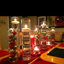 christmas dining room table centerpieces. Image Result For Floating Cranberry Centerpiece · Dining Table CenterpiecesParty CenterpiecesChristmas Christmas Room Centerpieces I