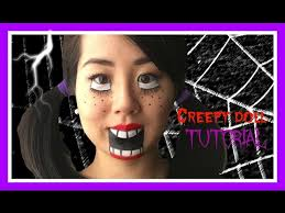 song ed porcelain doll makeup tutorial get ready with me