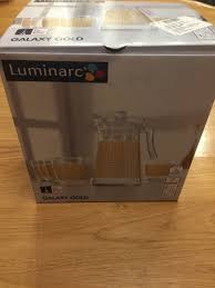 Обзор от покупателя на <b>Набор питьевой LUMINARC</b> ГЕЛАКСИ ...