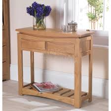 conran solid oak hidden home office. Crescent Solid Oak Furniture Console Table Conran Hidden Home Office R