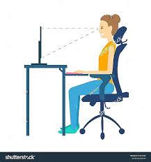 proper desk posture combined with full size of good posture desk chair correct position sitting at proper desk posture