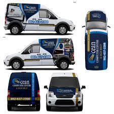 Vehicle Wrap Design Online Bold Playful Business Car Wrap Design For Ocean Computer