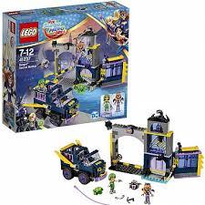 <b>Конструкторы Lego Super</b> Hero Girls
