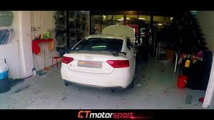 AUDI RS5 Front Grill Installation - YouTube