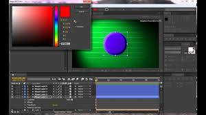 Tutorial Making A 3d Pie Chart In After Effects Cs6