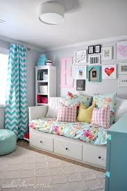65 Cute and Colorful Tween Bedroom Decoration - Coo Architecture