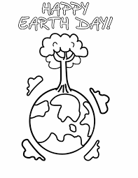 Earth Day 2 - Free Printable Coloring Pages