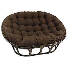 Amazon Rattan Papasan Chair with Cushion Kitchen & Dining