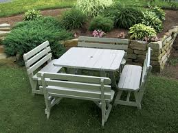 painted wood patio furniture. Painted Wood Patio Furniture Wooden Garden Bench Captivating Painting Outdoor