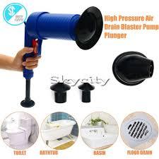 skycity ds440 high pressure air drain blaster cleaner toilets