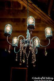 cottage mason jar chandelier. Have An Old Chandelier Just Sitting Around? Well, Turn That Thrift Shop Into Cottage Mason Jar I