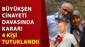 SON DAKİKA! Müge Anlı'daki Büyükşen cinayetinde karar çıktı: 4 kişi  tutuklandı - YouTube