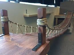 make a cat rope bridge for your pet start by watching the below