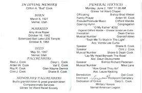 Funeral Programs Samples Fascinating Catholic Funeral Mass Program Sample Obituary Best Photos Of Am