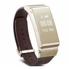 huawei fitness watch. huawei talkband b2 fitness watch + earpiece-elite golden