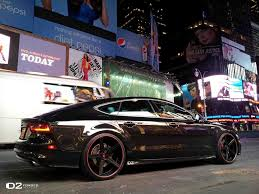 audi a7 blacked out. a custom audi a7 grill sportback blackout package rims emblems by on cars pinterest and blacked out i