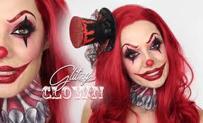 15 y clown makeup tutorial to try this year instaloverz