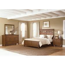 Liberty Furniture Hearthstone Slate 2 Drawer Nightstand   Rustic Oak |  Hayneedle