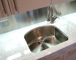 d shaped sink with faucet offset drain sink offset faucet with a d shaped sink d shaped
