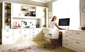 elegant home office design small. Tidy Elegant Home Offices Designed With Ikea Furniture Can Be Combined White Cabinet It Also Office Design Small