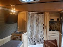 Cabinets For Cargo Trailers Cargo Trailer Camper Conversion Youtube