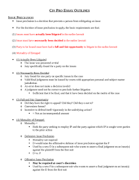 civil procedure essay outlines oxbridge notes united states related civil procedure ii samples civil procedure essay outlines