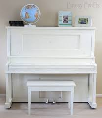 piano makeover part 2 should you paint a piano