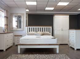 Superb Manhattan Furniture Range U2013 Oak U0026 Cream