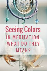 Seeing Flashes Of Blue Light Spiritual Seeing Colors In Meditation What Do They Mean Lights In
