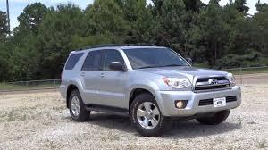 2006 Toyota 4Runner - YouTube