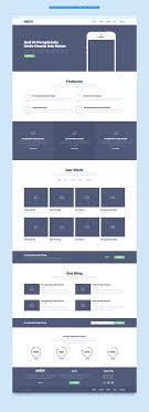 Website Wireframe Template Website Wireframe UI Template Free PSD Download Download PSD 1