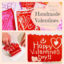 Valentines Day Cards For Boys How Your Kids Can Make Valentines Day Cards That Are Sure To Stand