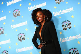 Monica rambeau, previously seen as a child in 'captain marvel,' plays a major role as one of the key heroes of 'wandavision.' wandavision has found wanda maximoff/scarlet witch (elizabeth olsen) and vision (paul bettany)—neither of whom have any memory of. First Look Teyonah Parris As Superhero Monica Rambeau In Marvel S Wandavision Essence