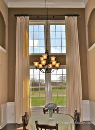 Window Treatment For Large Living Room Window Drapes For Two Story Windows Google Search For The Home