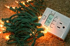 Stanley Christmas Light Timer How To Set A Westinghouse Christmas Light Timer Ehow