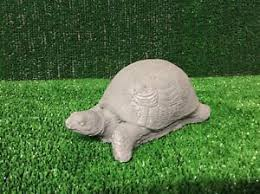 image is loading tortoise turtle stone garden ornament statue gift