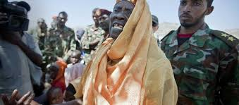 Sexual violence against women darfur