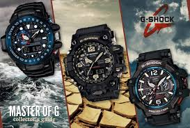 Casio G Shock Size Chart Casio G Shock Collectors Guide Master Of G