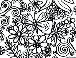 Spring Color Sheets Spring Printable Coloring Pages Best Spring