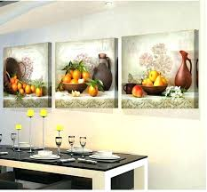 fruit wall art fruit wall art 3 panels paintings for the kitchen fruit wall decor modern