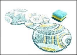 large round bathroom rugs circle bath rug perfect mohawk macys black friday