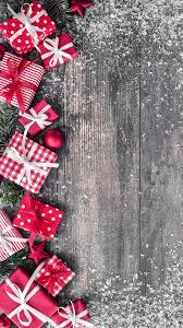 Rustic Christmas iPhone Wallpapers ...